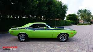1973 dodge challenger 340 green for sale craigslist used