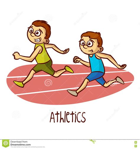 eps clipart athletics clipart clipground