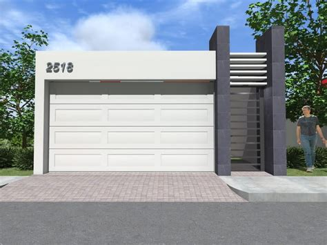 cocheras modernas dise 241 o arq cochera taringa h pinterest casas