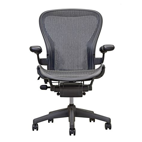 Herman Chair by Aeron Chair Basic Model By Herman Miller Ae101out