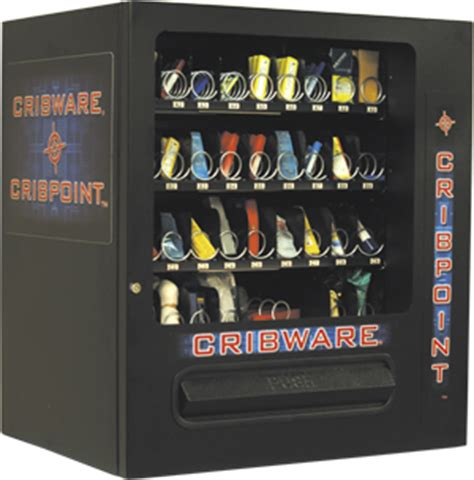 Tool Crib Vending Machine by Cribpoint Tool Vending From Cribware