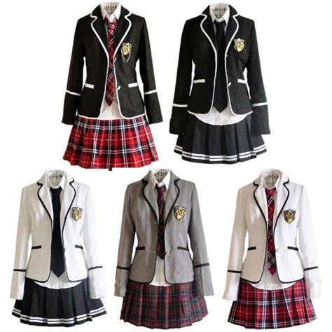 school multiethnic girls different uniform a uniform のユニークなアイデア 25 件以上 pinterest ガールスカウト tumblrの