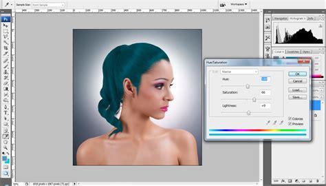 photoshop cs3 tutorial advanced selecting hair extract hair photoshop cs4 tutorial change hair color