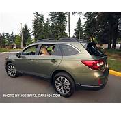 2016 Outback Specs Options Colors Prices Photos And More