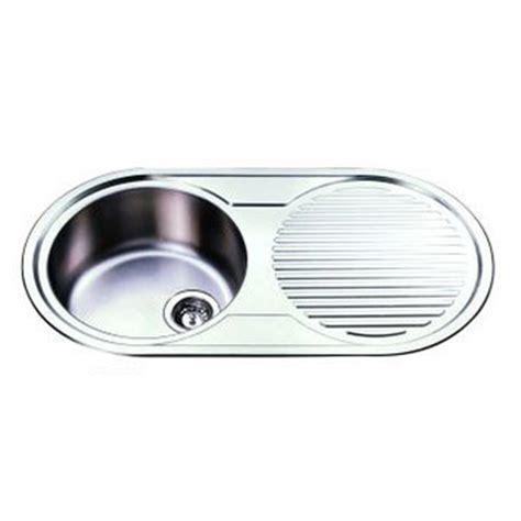 round kitchen sink and drainer pesaro single bowl round kitchen sink with drainer