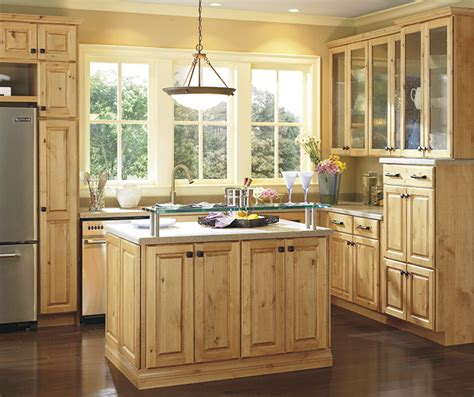 alder wood cabinets kitchen thomasville find your style braeburn alder natural