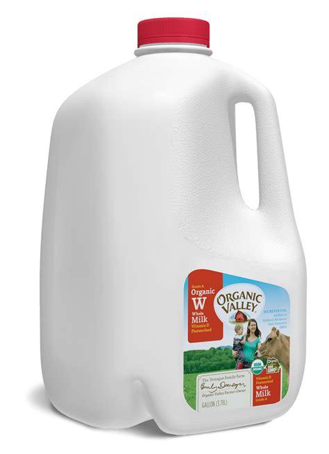 Milk Is whole milk pasteurized gallon