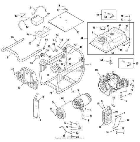 troy bilt generator wiring diagram troy bilt bronco wiring