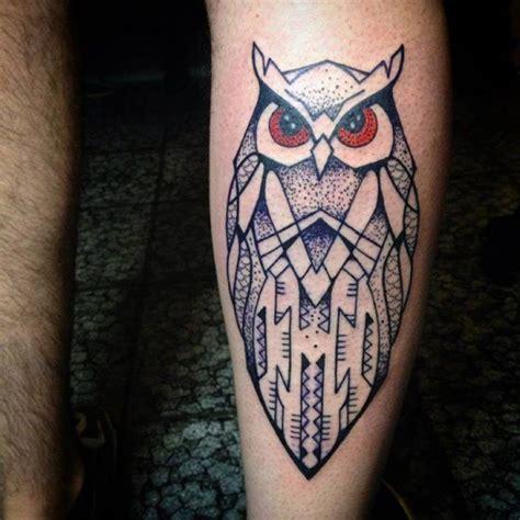 owl tattoo red 47 best owl tattoos of all time tattooblend
