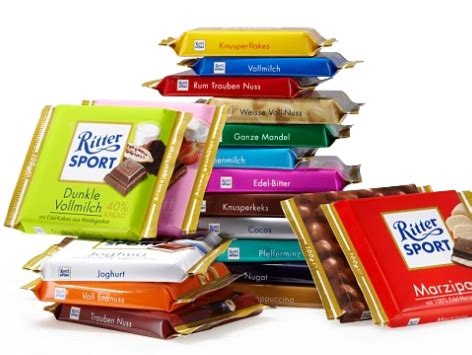 Cocolatte Isport the threshold rank the ritter sport