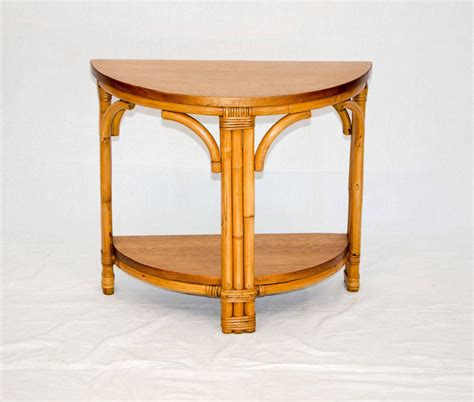 Rattan Accent Table Collection Of Small Rattan Accent Furniture Items For Sale At 1stdibs