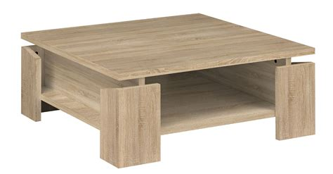 White And Oak Coffee Table Palace Contemporary Coffee Table In White Sawn Oak Or Plum