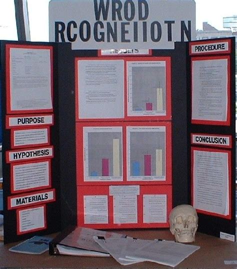 Science Fair Project Poster Board Ideas How To Make Display Board Science Pinterest Science