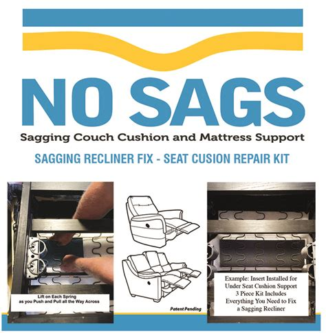 sagging sofa repair kit sagging recliner support seat cushion repair kit