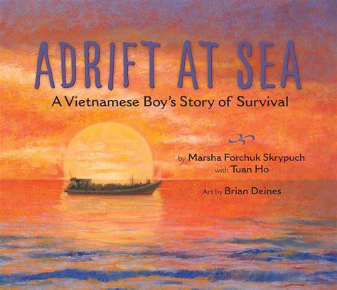 adrift books book dreaming mmgm adrift at sea