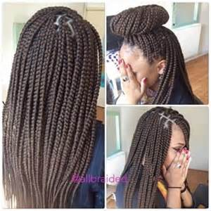 medium box braids with human hair medium box braids i natural hair care pinterest