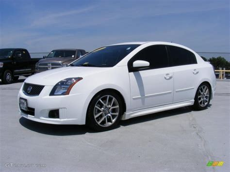 white nissan sentra 2007 fresh powder white nissan sentra se r spec v