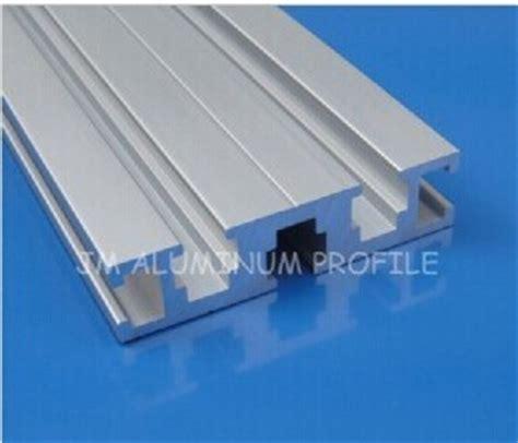 Aluminium Profile Extruder 3060 6000 Mm 6 Meter china 1560 aluminum extrusion profile length 1000mm width 60mm high 15mm industrial aluminum