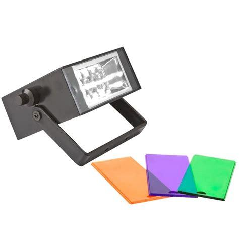 color strobe light mini strobe light color filters