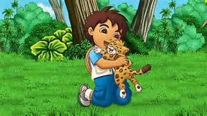 Diego Saves Baby Jaguar Go Diego Go Baby Animal Rescues Leapfrog