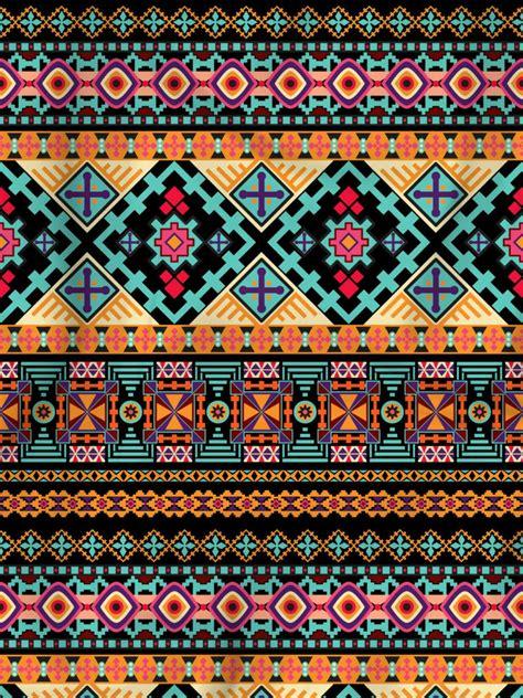 Etnic Black black indian ethnic print fabric designer s