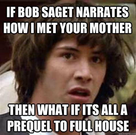 Meme Full - bob saget full house memes