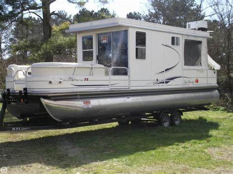 used tracker pontoon boats sun tracker 2008 used boat for sale in sarasota florida