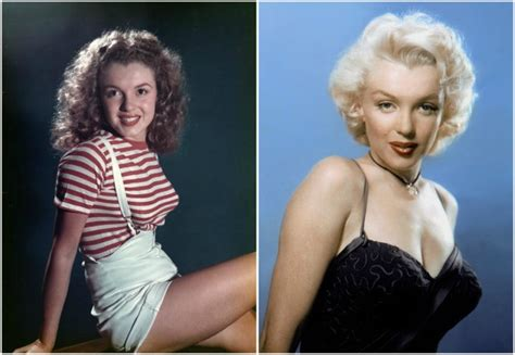 marilyn hair color marilyn s height weight she loved as it was