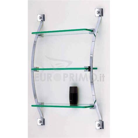 mensole per bagno ripiani mensola per bagno vetro cristallo da bagno design