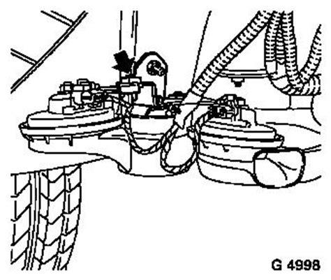 astra h horn wiring diagram car repair manuals and