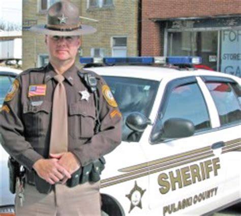 Pulaski County Sheriff Office by Officer S Saves The Southwest Times
