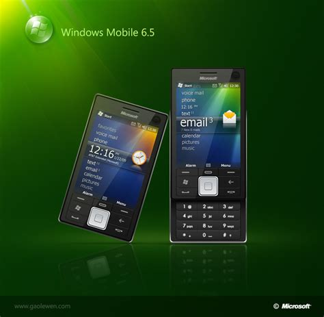 themes windows mobile 6 1 windows mobile 6 5 theme by gaolewen on deviantart