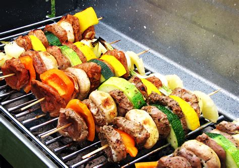 grilling skills grilled teriyaki bites eat well utah