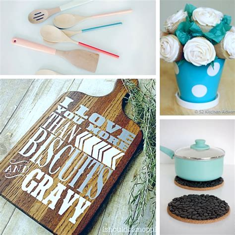 kitchen gift ideas for mom mother s day gifts for the cook in the kitchen crafty