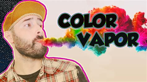 colored vape colored vapor a vape tricker s the sense arrow
