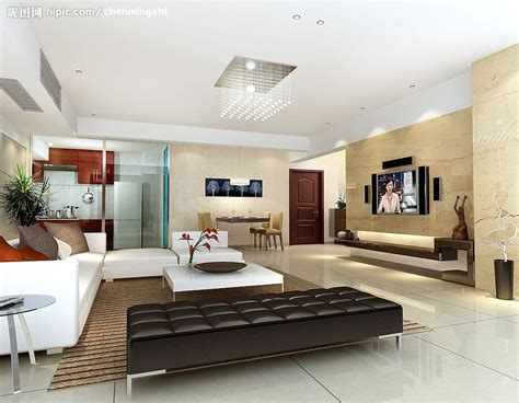Wonderful Modern Living Room Interior Design With Well Designed Living Rooms