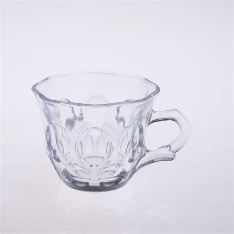 Cup Kaca dringking kecil cawan kaca air gelas bir pembekal kaca
