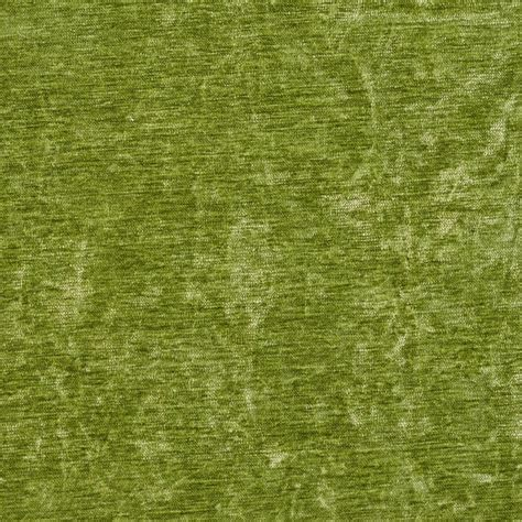 Green Upholstery Fabric Lime Green Solid Woven Velvet Upholstery Fabric By The