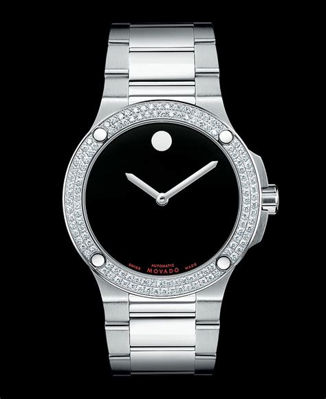 movado time keeping devices