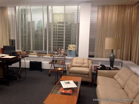 don draper s office gets stunning 60 don draper office inspiration design of want
