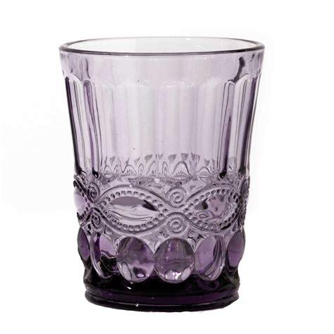 bicchieri viola bicchiere cc 265 viola tognana