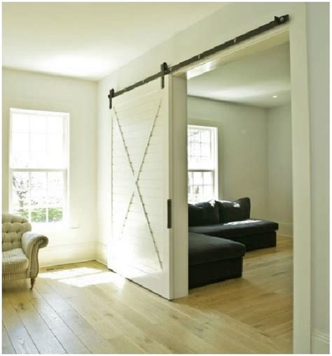 Inside Sliding Barn Door Sliding Barn Doors Pictures Of Interior Sliding Barn Doors