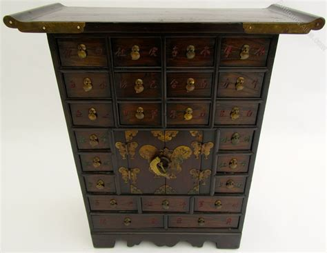 Elm Chinese Medicine Cabinet   Antiques Atlas