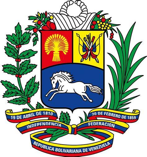 imagenes del escudo de venezuela actualizado 191 cu 225 les son las partes y significado del escudo nacional