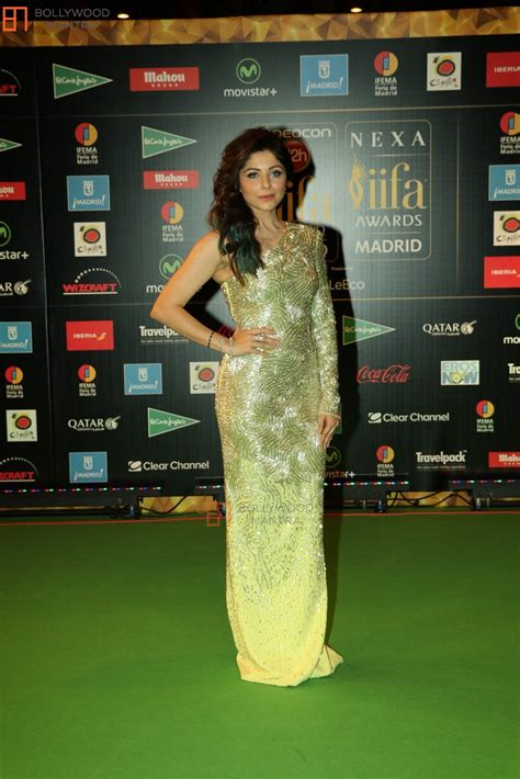 Festival 10th Annual Awards 2 by Kanika Kapoor The 17th Videocon D2h Iifa Weekend