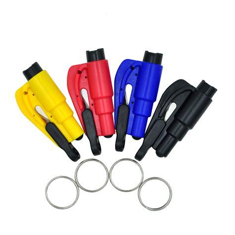 best seat belt cutter and window breaker aliexpress buy car auto emergency safety hammer seat