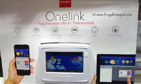 costco sale alert onelink touchscreen wi fi