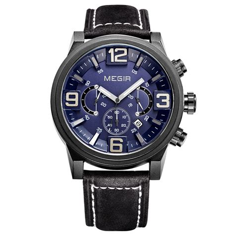 Jam Tangan Ripcurl C66 1 megir jam tangan analog ml3010g black blue jakartanotebook