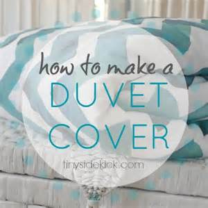 How Do You Make A Duvet Cover Top 30 Sewing Projects Of 2014 With Tutorials