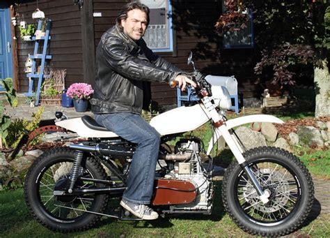 Diesel Motorrad Mz dieselmotorrad selbst gebaut kradblatt